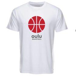 T-paita valkoinen OBB